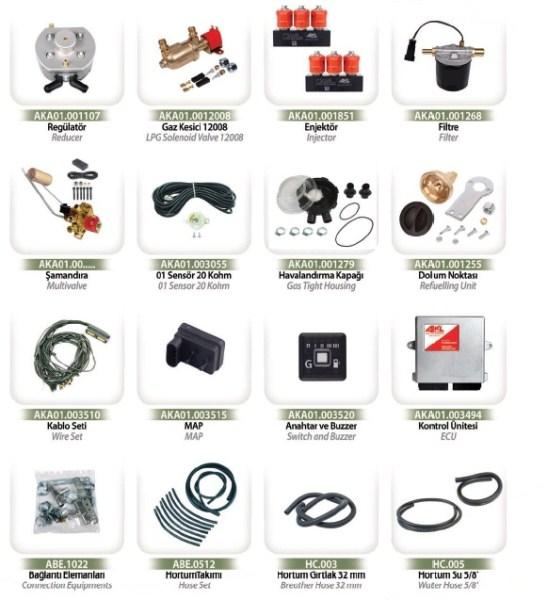 AKL LPG Sistemleri