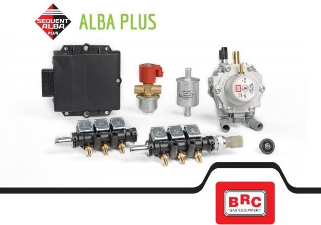 BRC Alba Plus LPG/CNG Kitleri