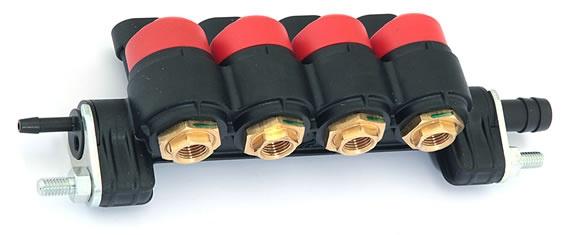 Baykan CNG Enjektör