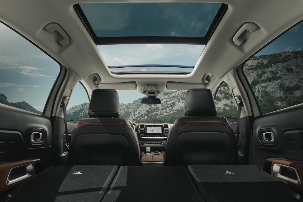 Citroen C5 Aircross 2019 Açılır Tavan