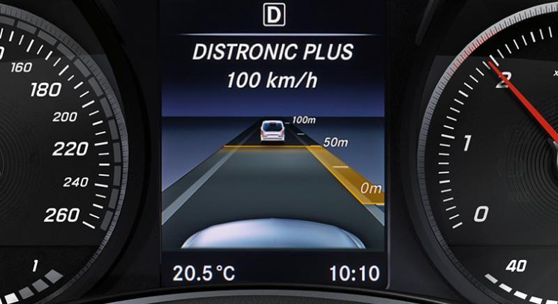 Distronic Plus