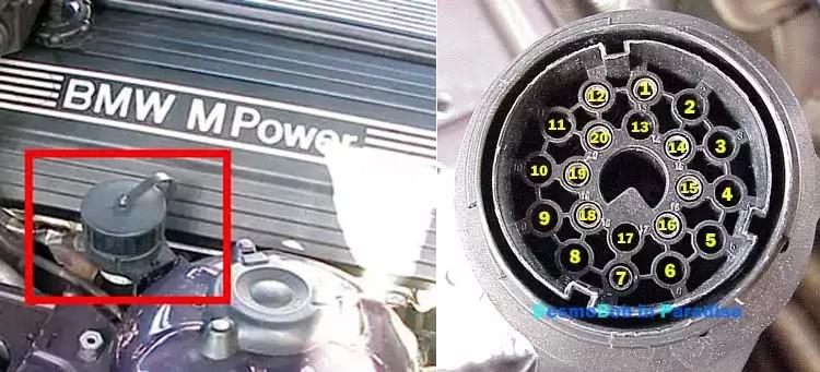 BMW E36 Servis Lambası Resetleme