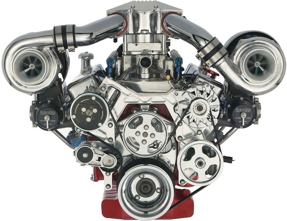 Paralel Bağlantılı Çift Turbolar